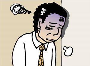 男の更年期障害には精神的ストレスも