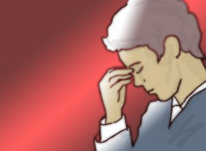 男の更年期障害の原因 男性ホルモン分泌低下