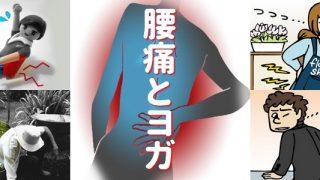 腰痛とヨガ