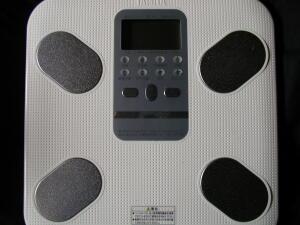 タニタ 体組成計 インナースキャン BC-701-WH