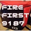 FIRE FIRST 9187 スクエアリュックを誕生日プレゼントにもらった
